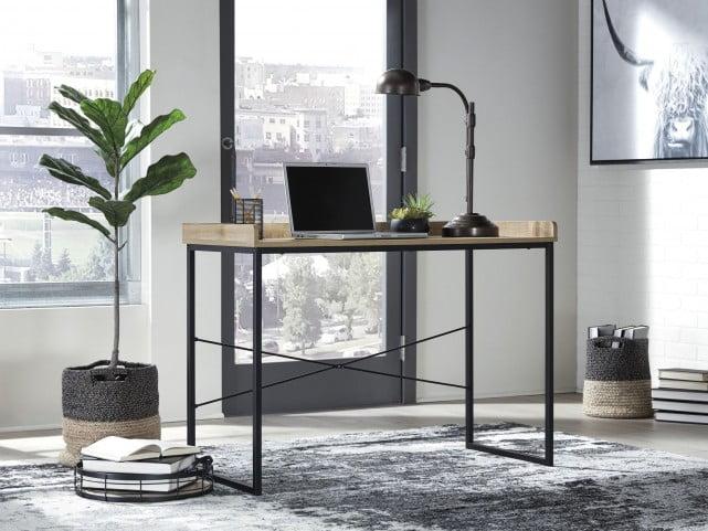 Gerdanet Light Brown Home Office Home Office Set