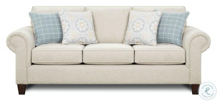 Bates Nickel Living Room Set