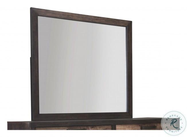 Harrison Brown Landscape Mirror