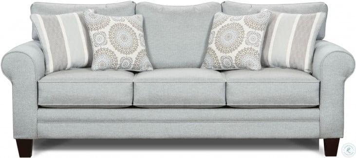The Grande Mist Living Room Set