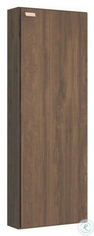 Noa Dark Brown Oak Shoe Rack