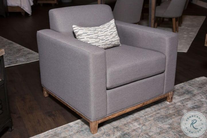 Brooklyn Walk Gray Chair