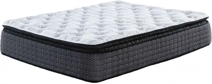 Limited Edition Pillowtop White Full Plush Mattress