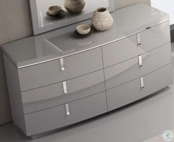 New York Gray Dresser