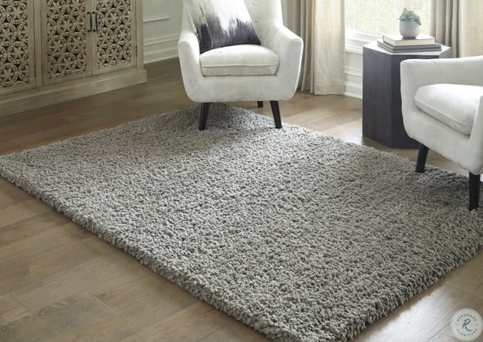 Deion Taupe Small Rug