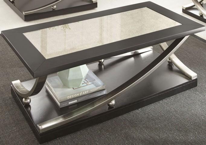 Ramsey Ebony Occasional Table Set