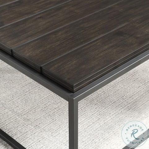 Tekoa Walnut Occasional Table Set