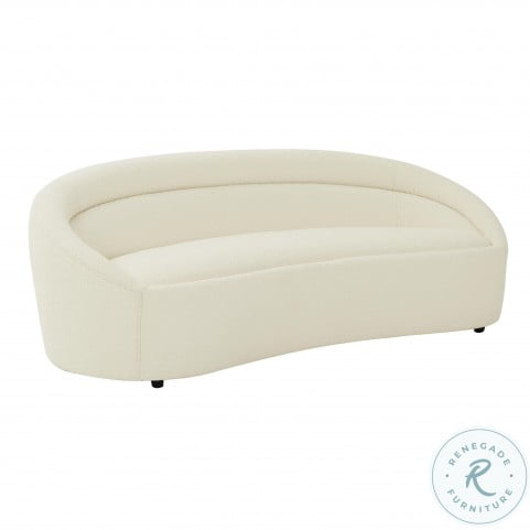 Ellison Cream Boucle Sofa