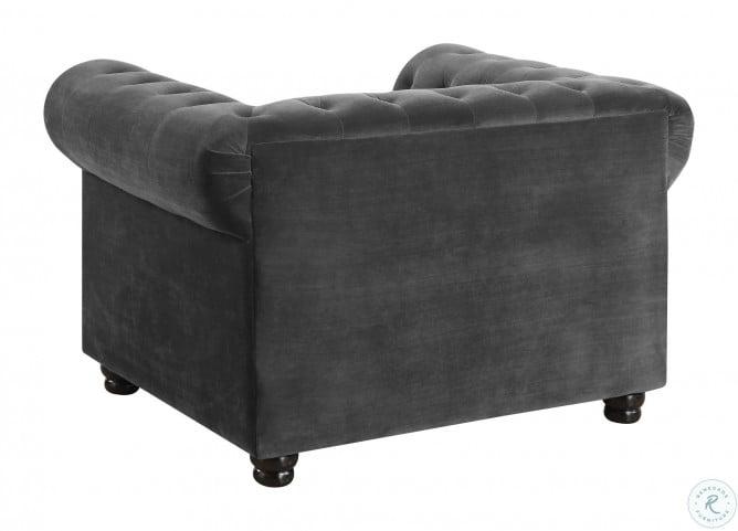 Gramercy Slate Living Room Set