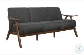 Damala Dark Gray Sofa