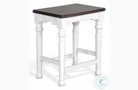 Carriage House European Cottage Counter Height Stool Set Of 2