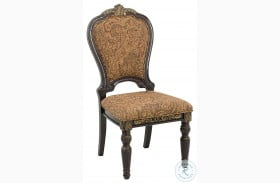 Russian Hill Cherry Side Chair Set of 2
