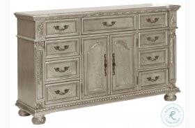 Catalonia Platinum Gold Dresser