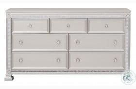 Bevelle Silver Dresser