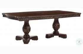 Deryn Park Cherry Extendable Rectangular Dining Table