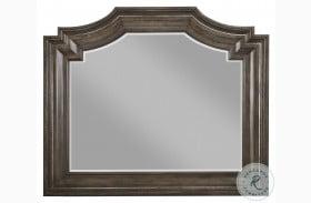 Landmark Russet Mirror