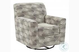 Callisburg Granite Swivel Glider Accent Chair