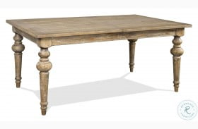 Sonora Snowy Desert Extendable Dining Table