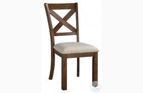 Bonner Beige Side Chair Set Of 2