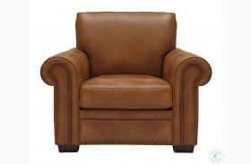 Laguna Tan Leather Chair