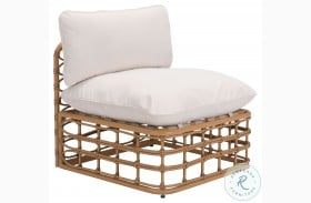 Kapalua Natural Outdoor Middle Chair