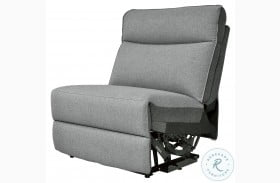Maroni Power Armless Chair
