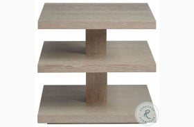 Curated Lumin Smoke On The Water End Table