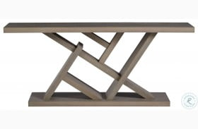 Curated Lumin Smoke On The Water Console Table