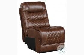 Putnam Brown Armless Chair