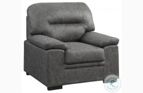 Michigan Dark Gray Chair