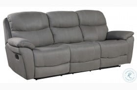 Longvale Double Reclining Sofa