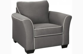 Domani Charcoal Chair