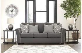 Domani Charcoal Sofa