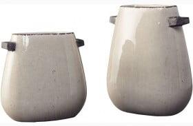 Diah Tan Vase Set Set of 2