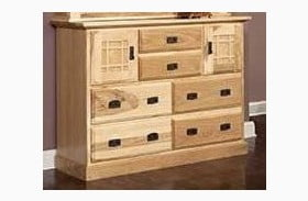 Amish Highlands Natural Mule Chest