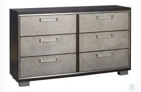 Maretto Two Tone Dresser