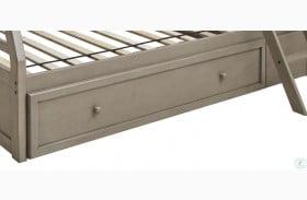 Lettner Light Gray Under Bed Storage