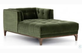 Kensington Sapphire Olive Dylan Chaise