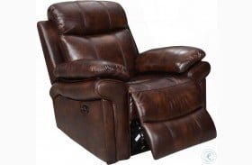 Shae Joplin Leather Power Reclining Chair
