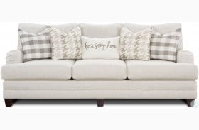 Basic Wool Sofa