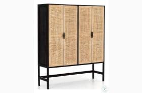 Prescott Natural Mango Caprice Cabinet