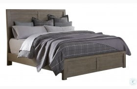 Ruff Hewn Gray Youth Panel Bed