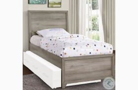 River Creek Birch Brown Youth Panel Bed