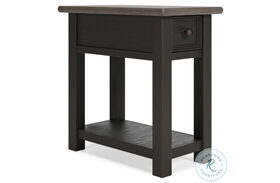 Tyler Creek Two tone Chair Side End Table