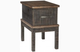 Stanah Two-tone Chair Side End Table
