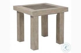 Hennington Light Brown End Table