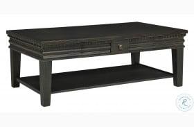 Miniore Black Coffee Table