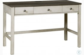 Riverwood Gray Drawer Desk