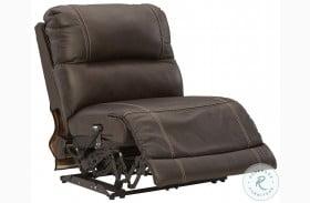 Dunleith Armless Power Recliner With Adjustable Headrest