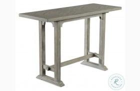 Whitford Dove Gray Sofa Table